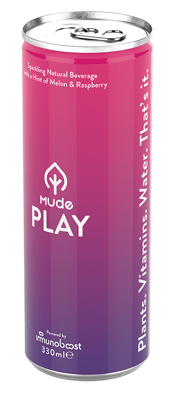 side view of Mude Play can