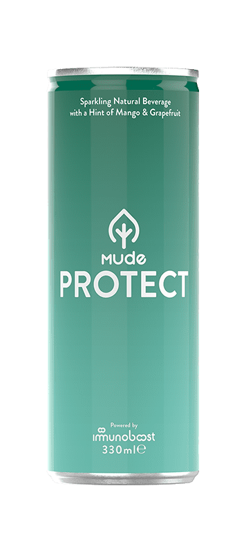 Mude Protect can front