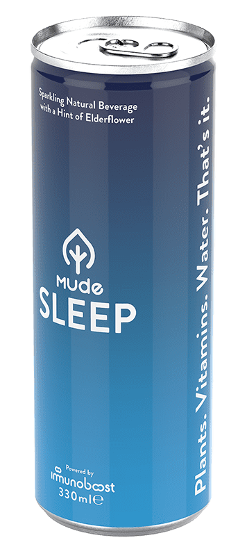 Mude Sleep can side