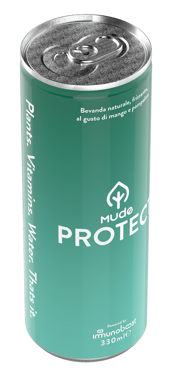 Mude Protect can side